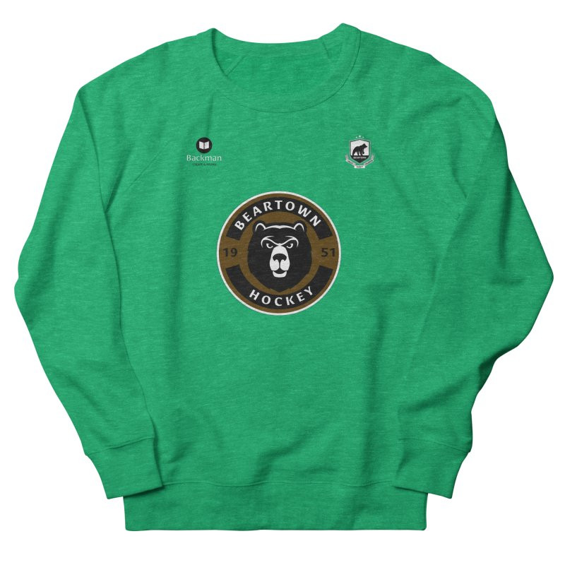 Beartown Hockey Jersey Women's French Terry Sweatshirt by Hadeda Creative's Artist Shop