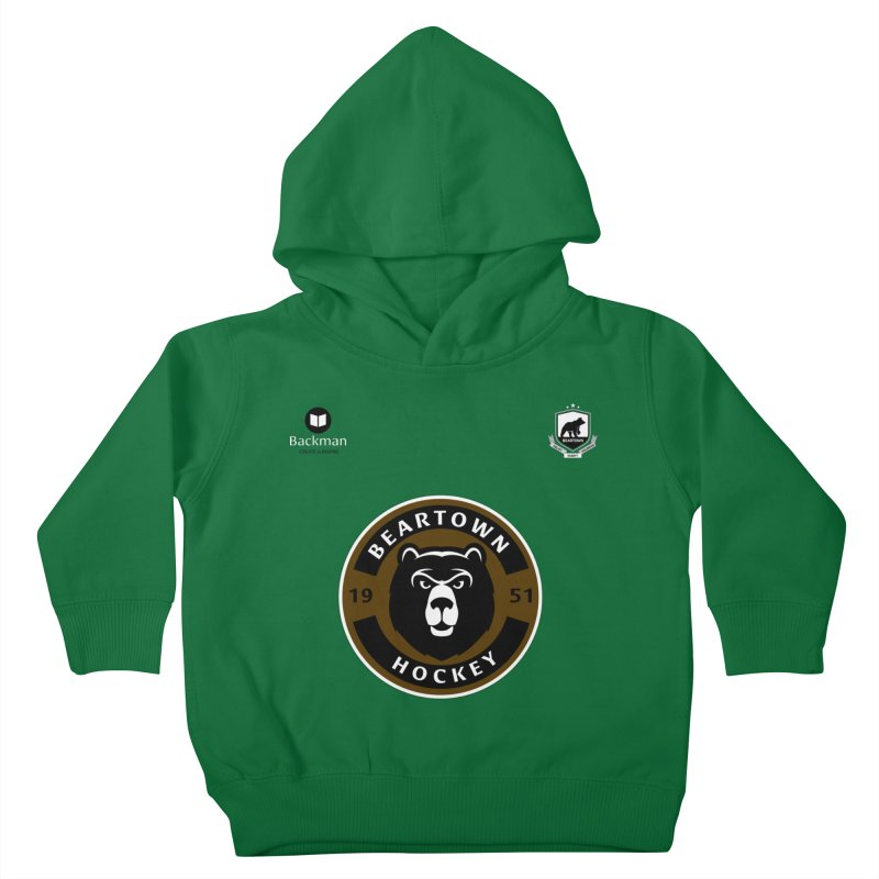 Beartown Hockey Jersey Kids Toddler Pullover Hoody by Hadeda Creative's Artist Shop