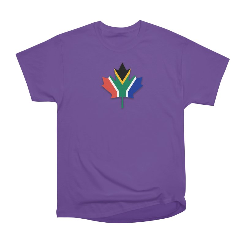 SA Maple Men's T-Shirt by Hadeda Creative's Artist Shop