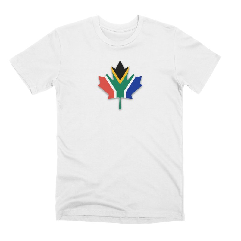 SA Maple Men's Premium T-Shirt by Hadeda Creative's Artist Shop