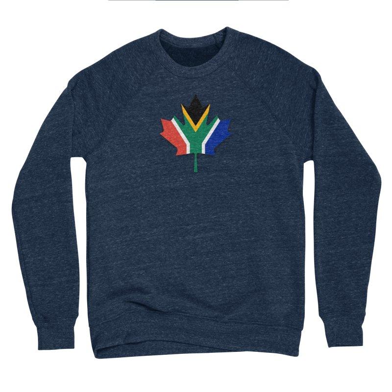 SA Maple Men's Sponge Fleece Sweatshirt by Hadeda Creative's Artist Shop