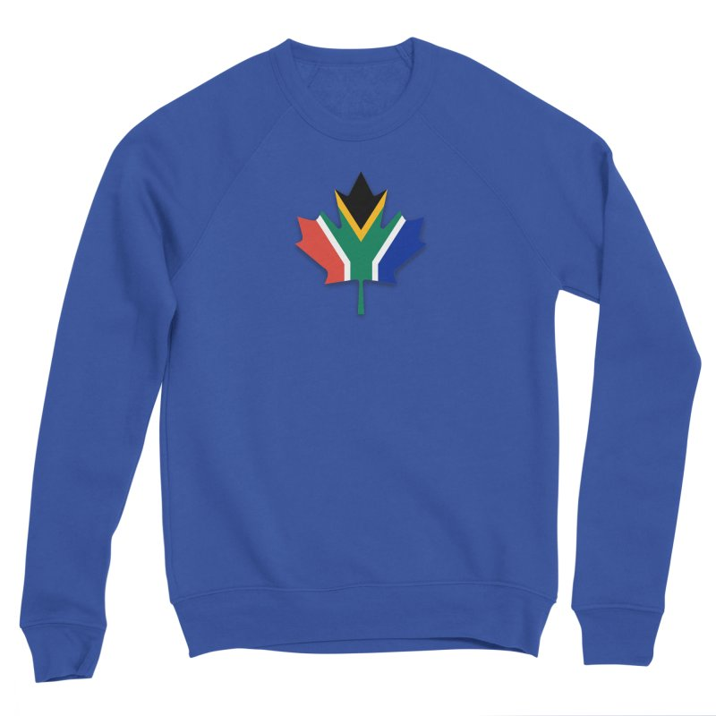 SA Maple Men's Sweatshirt by Hadeda Creative's Artist Shop