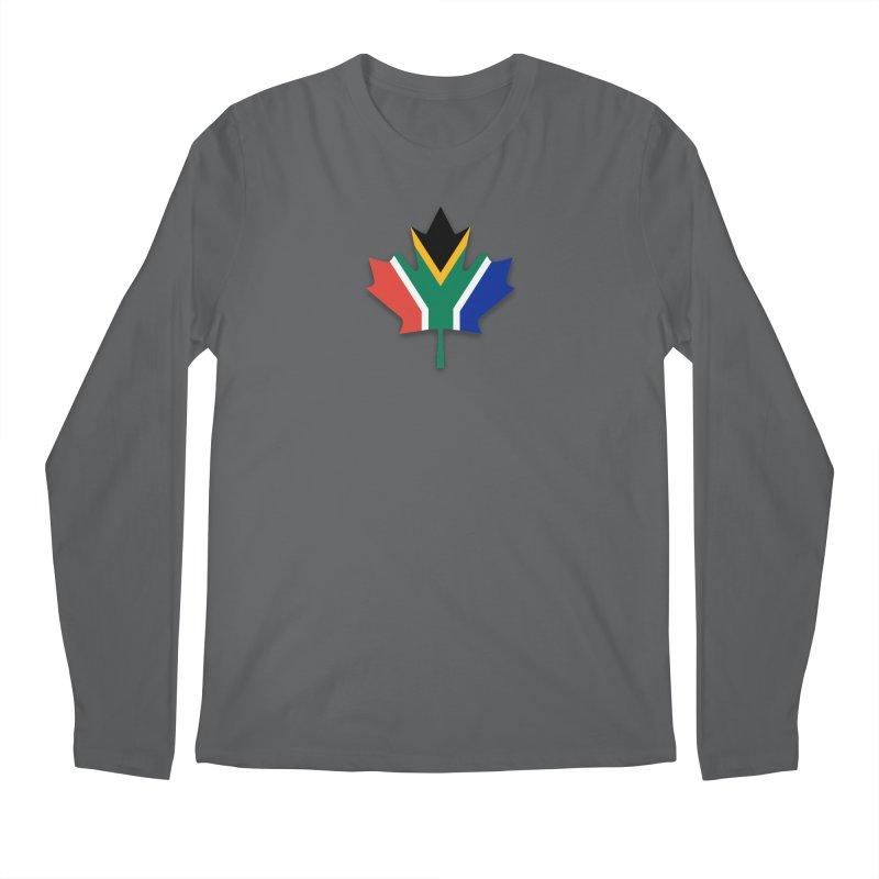 SA Maple Men's Longsleeve T-Shirt by Hadeda Creative's Artist Shop