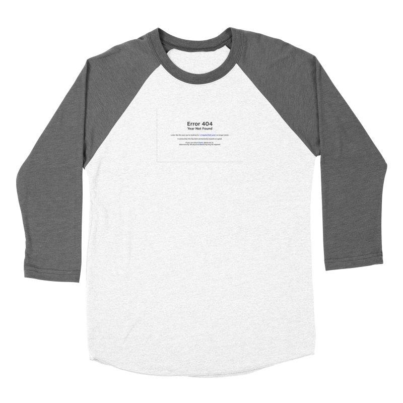 Error 404 Women's Longsleeve T-Shirt by Hadeda Creative's Artist Shop
