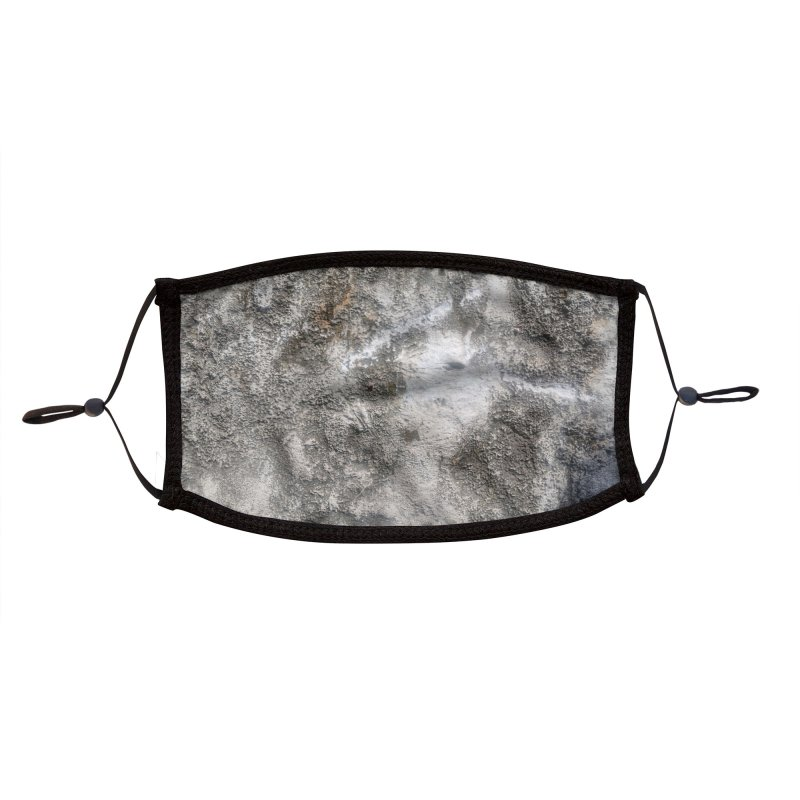Rock Texture #2 Accessories Face Mask by Hadeda Creative's Artist Shop