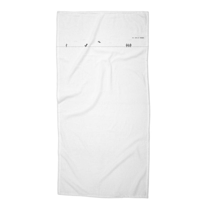 Project Bolan Accessories Beach Towel by Hadeda Creative's Artist Shop