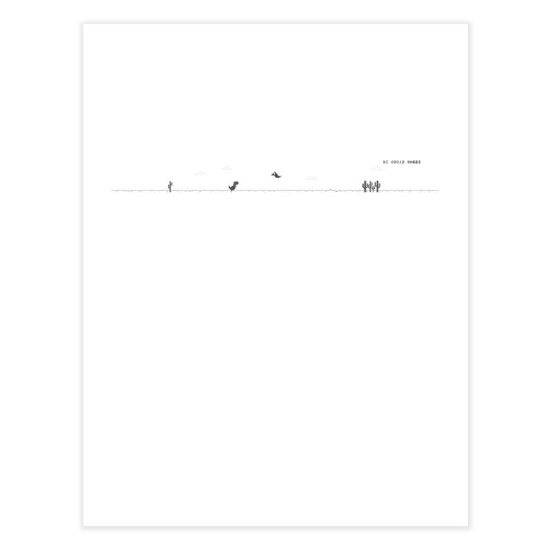Project Bolan Home Fine Art Print by Hadeda Creative's Artist Shop