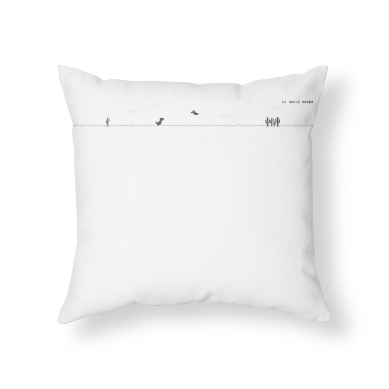 Project Bolan Home Throw Pillow by Hadeda Creative's Artist Shop