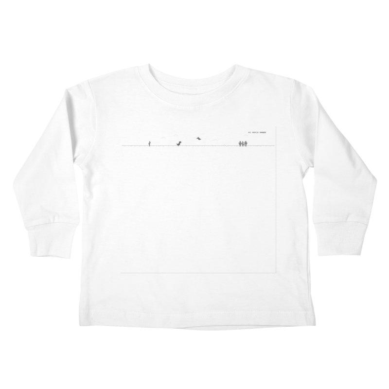 Project Bolan Kids Toddler Longsleeve T-Shirt by Hadeda Creative's Artist Shop
