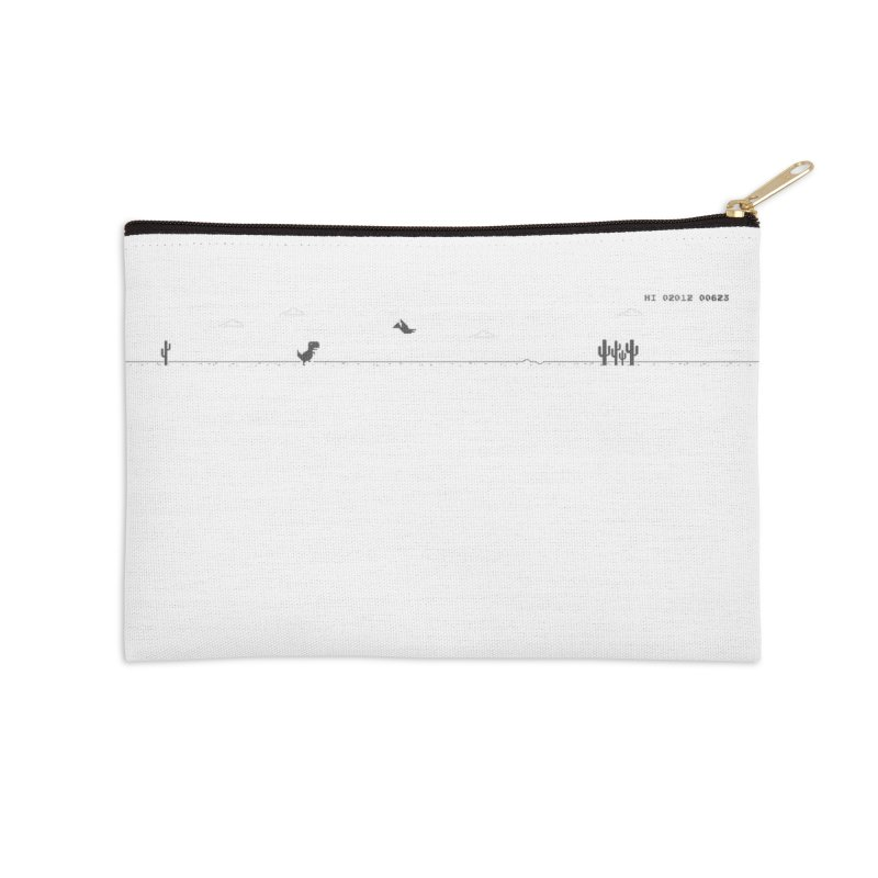 Project Bolan Accessories Zip Pouch by Hadeda Creative's Artist Shop