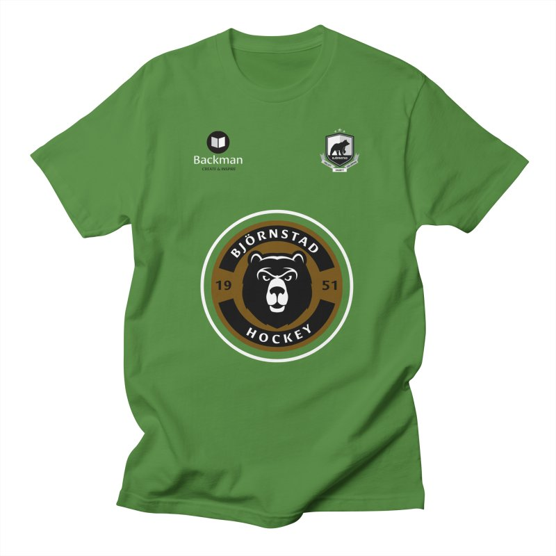 Björnstad Hockey Jersey Men's T-Shirt by Hadeda Creative's Artist Shop