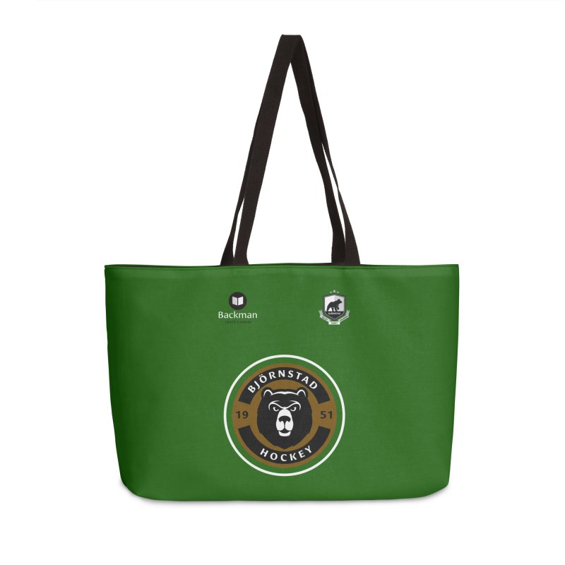 Björnstad Hockey Jersey Accessories Bag by Hadeda Creative's Artist Shop