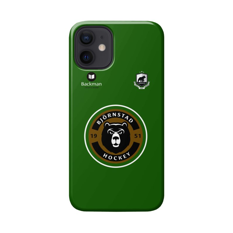 Björnstad Hockey Jersey Accessories Phone Case by Hadeda Creative's Artist Shop