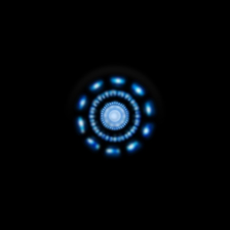 Arc Reactor None  by Hadeda Creative's Artist Shop