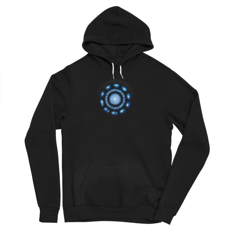 Arc Reactor Women's Sponge Fleece Pullover Hoody by Hadeda Creative's Artist Shop