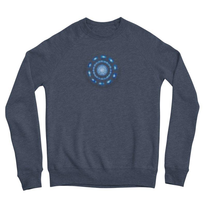 Arc Reactor Women's Sponge Fleece Sweatshirt by Hadeda Creative's Artist Shop