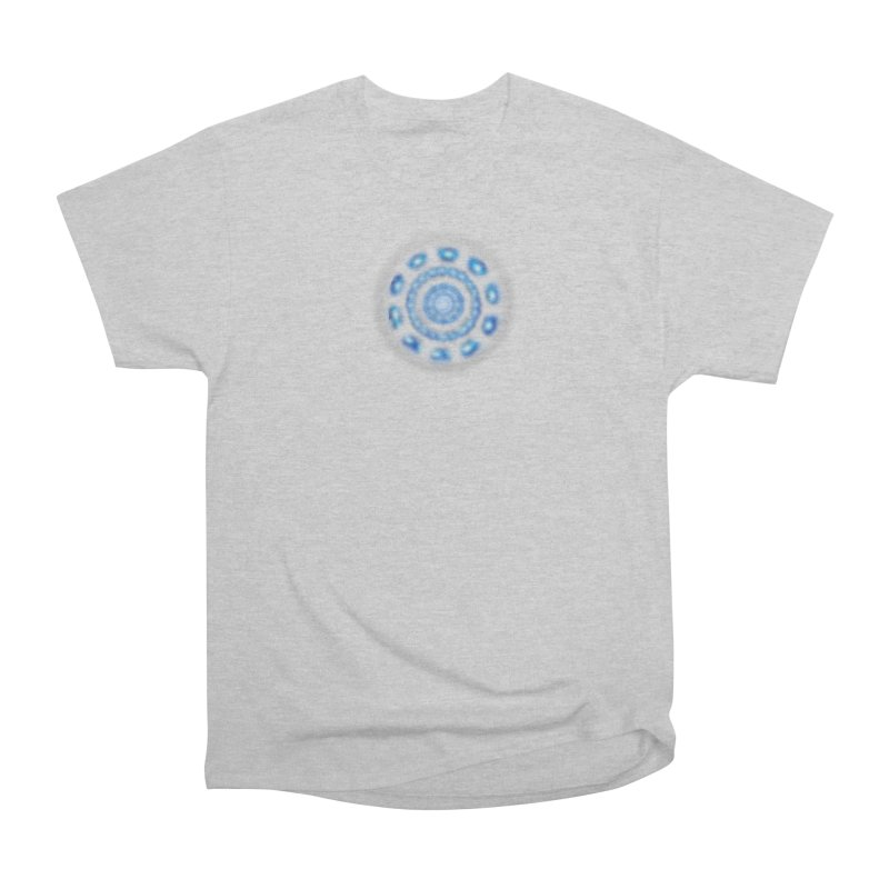 Arc Reactor Women's Heavyweight Unisex T-Shirt by Hadeda Creative's Artist Shop