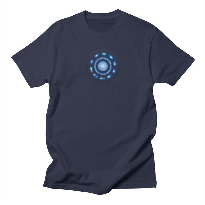 Arc Reactor Men's Regular T-Shirt by Hadeda Creative's Artist Shop
