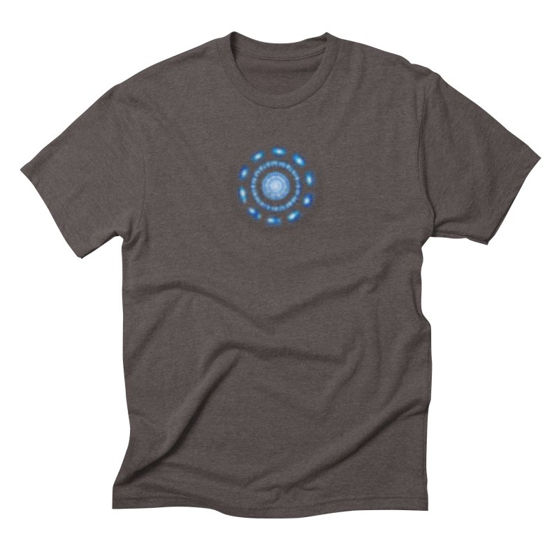 Arc Reactor Men's Triblend T-Shirt by Hadeda Creative's Artist Shop