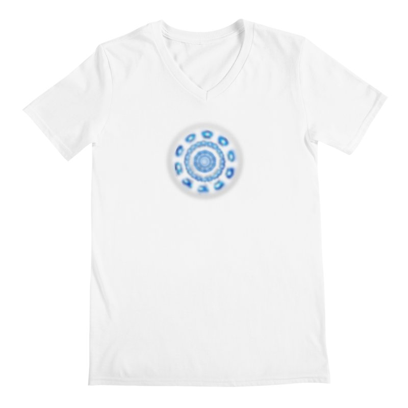 Arc Reactor Men's V-Neck by Hadeda Creative's Artist Shop