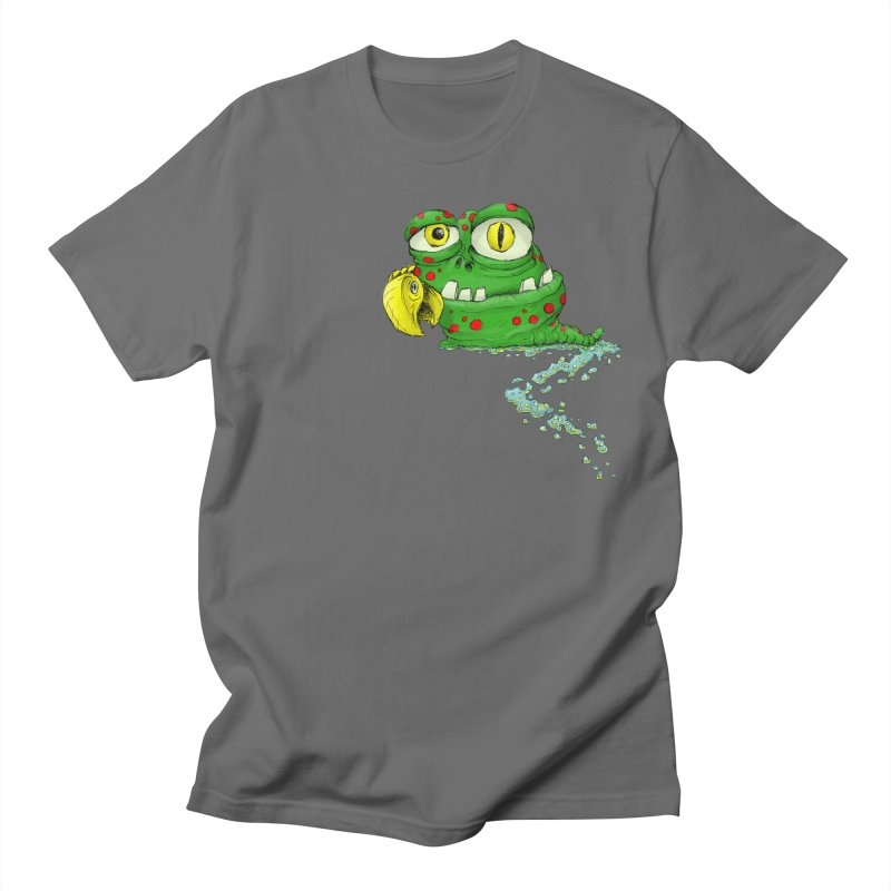 (Slimey) Steve Men's T-Shirt by Hadeda Creative's Artist Shop