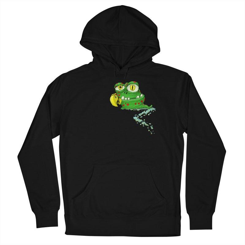 (Slimey) Steve Men's Pullover Hoody by Hadeda Creative's Artist Shop