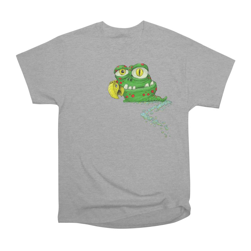 (Slimey) Steve Men's Heavyweight T-Shirt by Hadeda Creative's Artist Shop