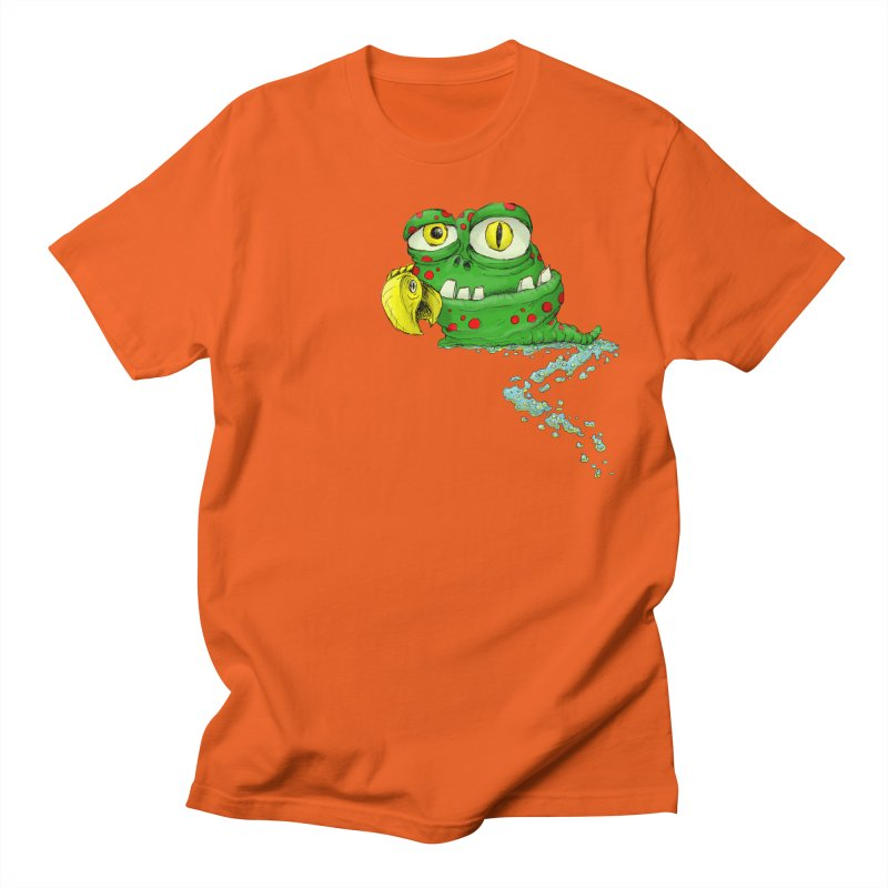 (Slimey) Steve Women's Regular Unisex T-Shirt by Hadeda Creative's Artist Shop