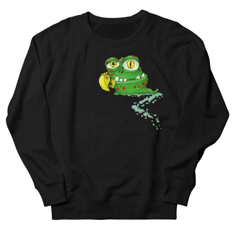 (Slimey) Steve Men's Sweatshirt by Hadeda Creative's Artist Shop