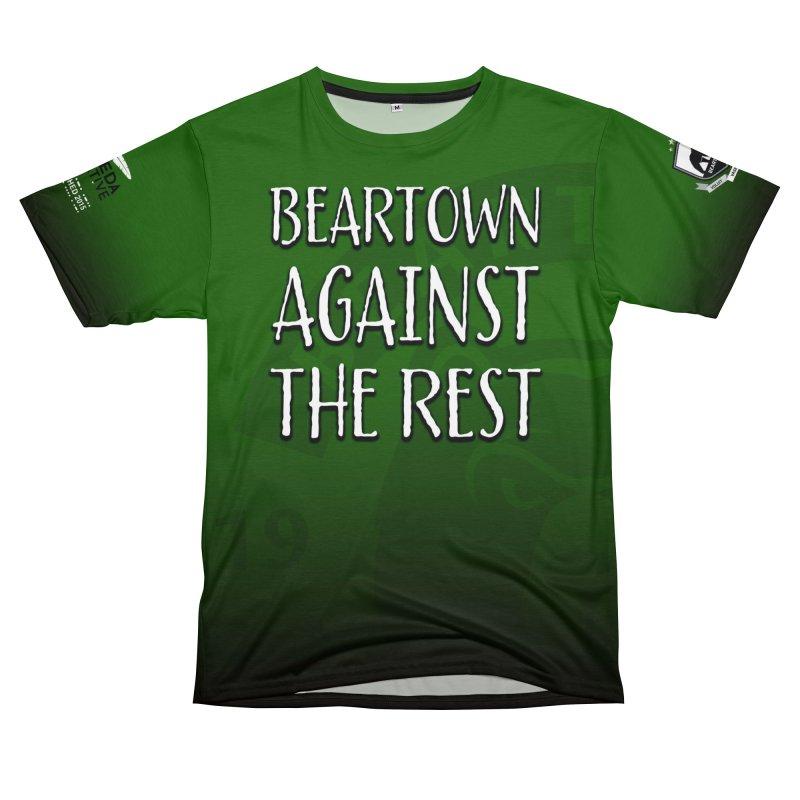 Beartown Against The Rest Men's Cut & Sew by Hadeda Creative's Artist Shop