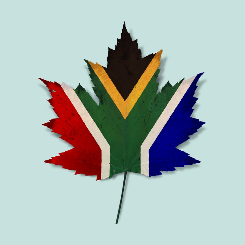 South Africa Maple by Hadeda Creative's Artist Shop