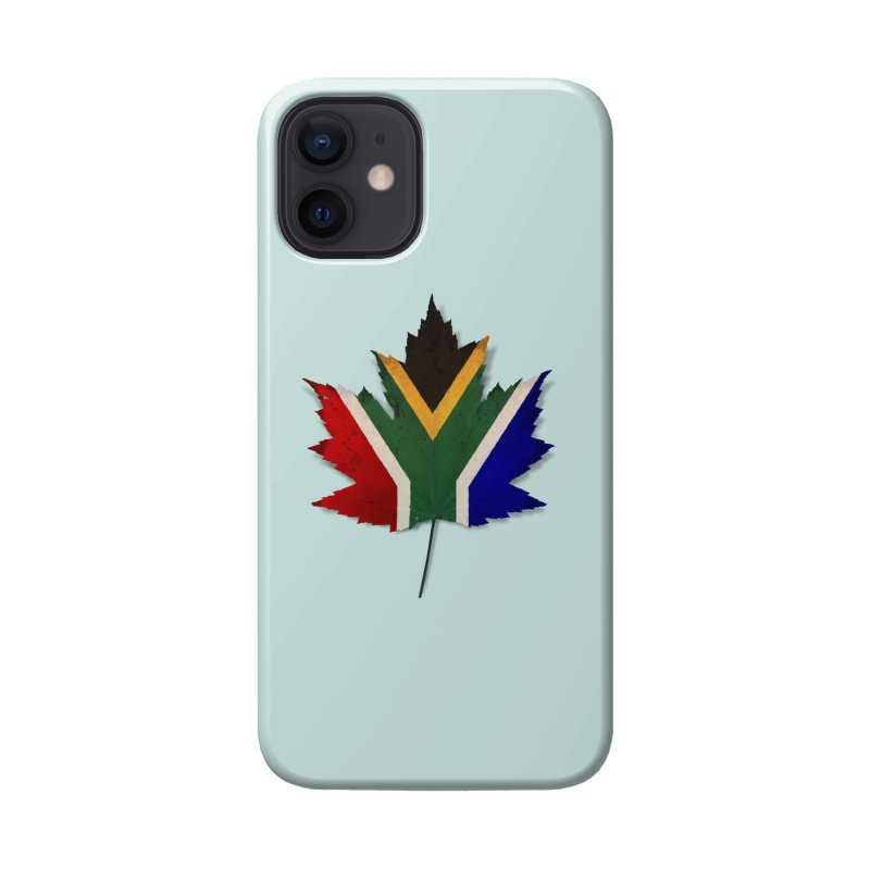South Africa Maple Accessories Phone Case by Hadeda Creative's Artist Shop