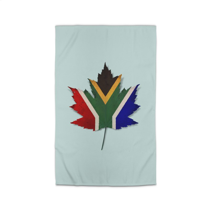 South Africa Maple Home Rug by Hadeda Creative's Artist Shop