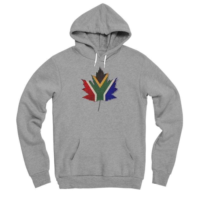 South Africa Maple Women's Sponge Fleece Pullover Hoody by Hadeda Creative's Artist Shop