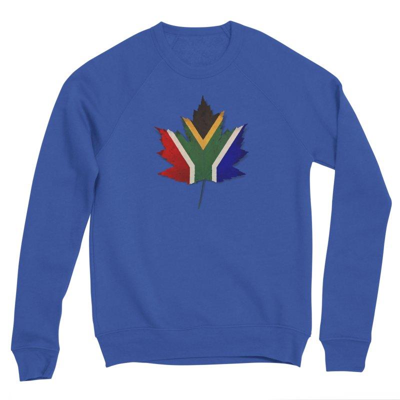 South Africa Maple Men's Sweatshirt by Hadeda Creative's Artist Shop