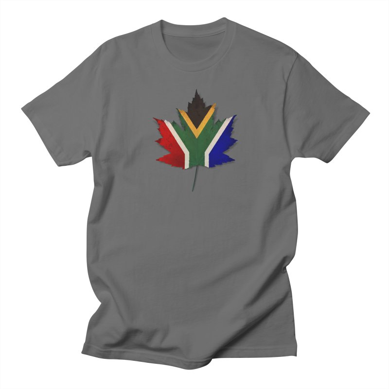 South Africa Maple Men's T-Shirt by Hadeda Creative's Artist Shop