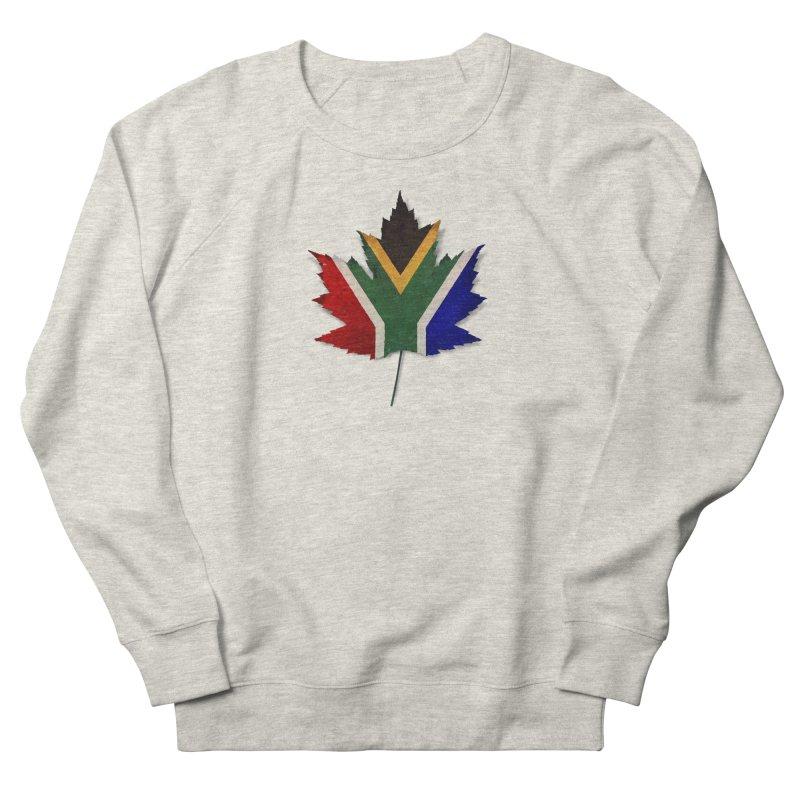 South Africa Maple Women's Sweatshirt by Hadeda Creative's Artist Shop