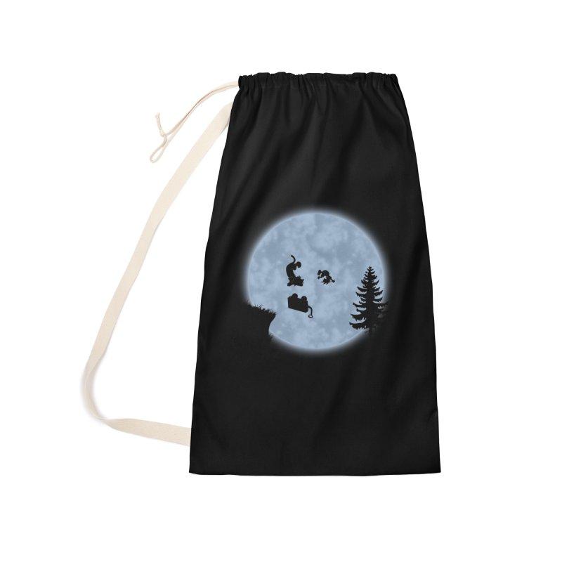 Calvin & Hobbes / E.T. Crossover Accessories Bag by Hadeda Creative's Artist Shop