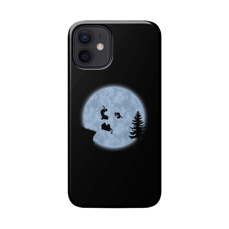 Calvin & Hobbes / E.T. Crossover Accessories Phone Case by Hadeda Creative's Artist Shop