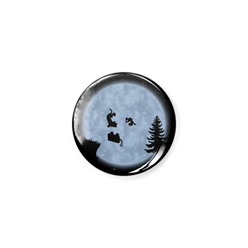 Calvin & Hobbes / E.T. Crossover Accessories Button by Hadeda Creative's Artist Shop
