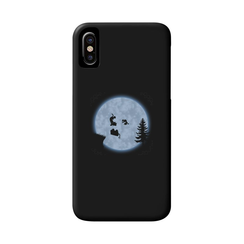 Calvin & Hobbes / E.T. Crossover Accessories Phone Case by Hadeda Creative's Artist Shop