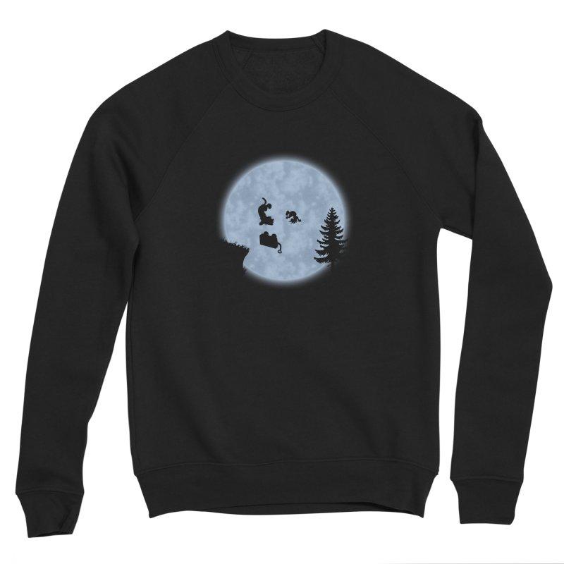 Calvin & Hobbes / E.T. Crossover Women's Sweatshirt by Hadeda Creative's Artist Shop