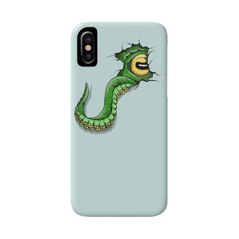 Octopus In Need Of A Hug Accessories Phone Case by Hadeda Creative's Artist Shop