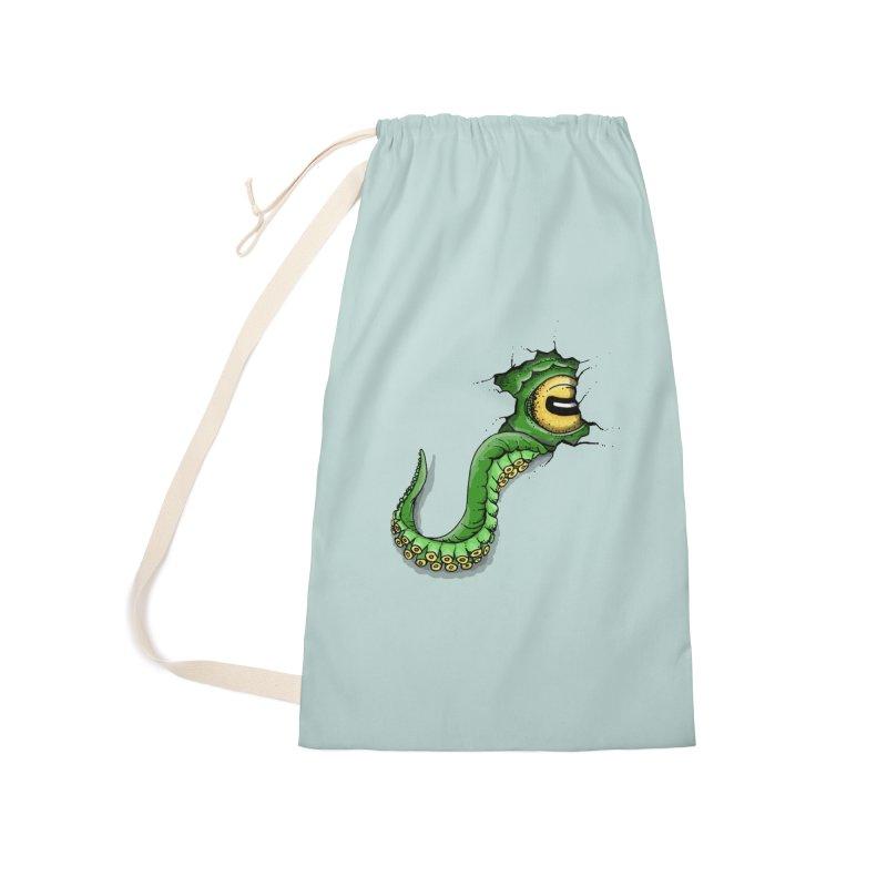 Octopus In Need Of A Hug Accessories Bag by Hadeda Creative's Artist Shop