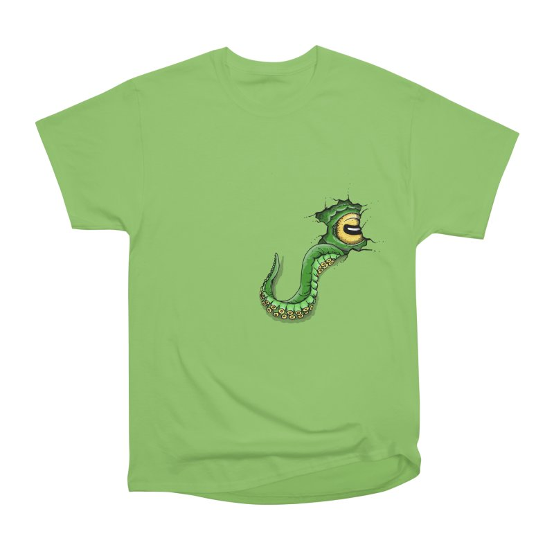Octopus In Need Of A Hug Men's T-Shirt by Hadeda Creative's Artist Shop