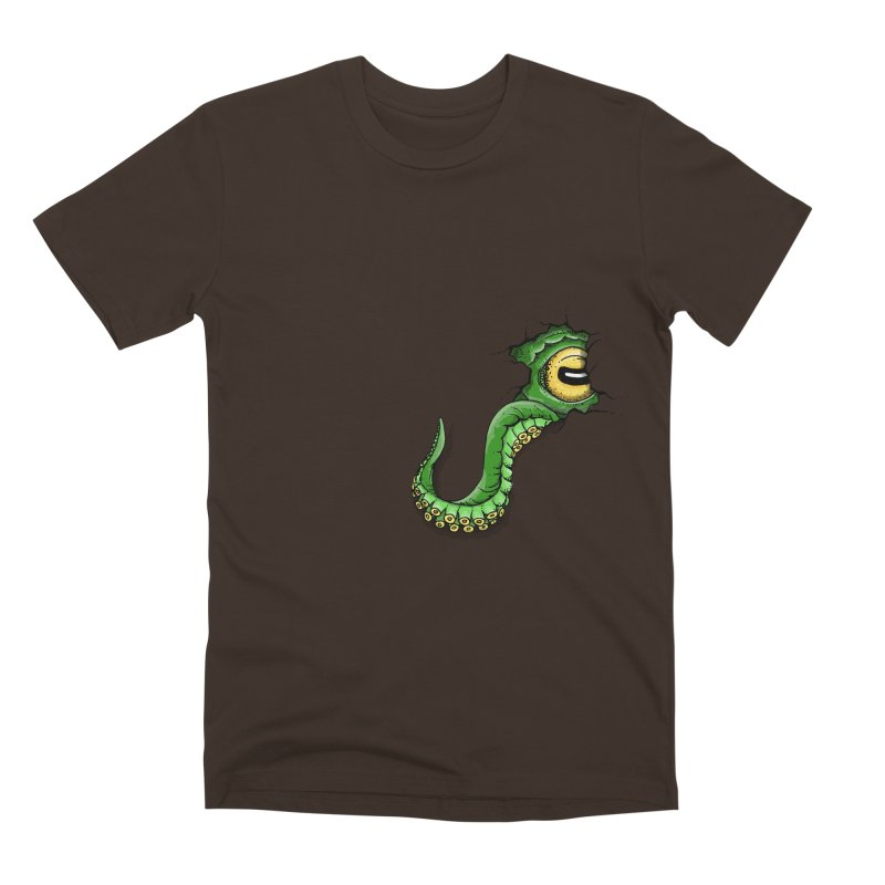 Octopus In Need Of A Hug Men's Premium T-Shirt by Hadeda Creative's Artist Shop