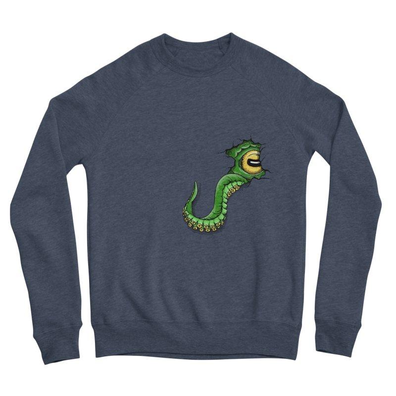Octopus In Need Of A Hug Men's Sponge Fleece Sweatshirt by Hadeda Creative's Artist Shop
