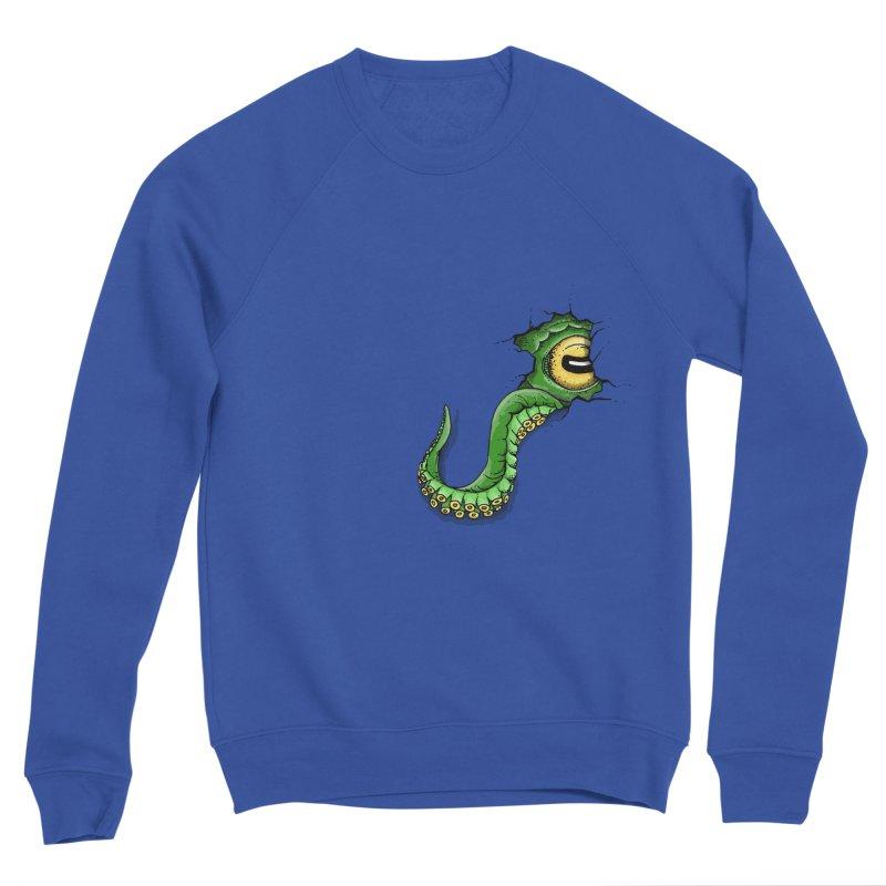 Octopus In Need Of A Hug Men's Sweatshirt by Hadeda Creative's Artist Shop
