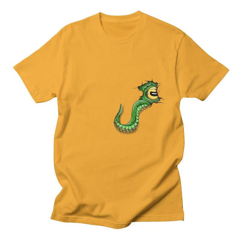 Octopus In Need Of A Hug Women's Regular Unisex T-Shirt by Hadeda Creative's Artist Shop