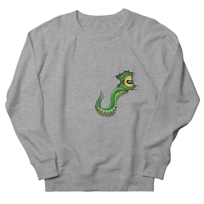 Octopus In Need Of A Hug Women's French Terry Sweatshirt by Hadeda Creative's Artist Shop